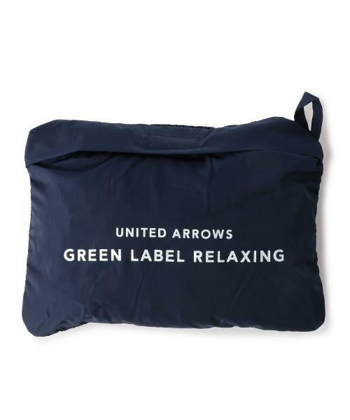 green label relaxing / グリーンレーベル リラクシング ベビー・キッズウエア | ◆【ジュニア】GLR ポケッタブルブルゾン | 詳細17