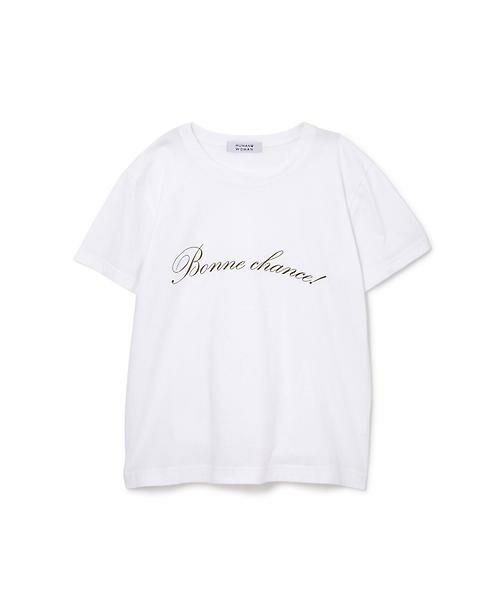 HUMAN WOMAN / ヒューマンウーマン カットソー | 30/-ベーシック天竺Tシャツ | 詳細5