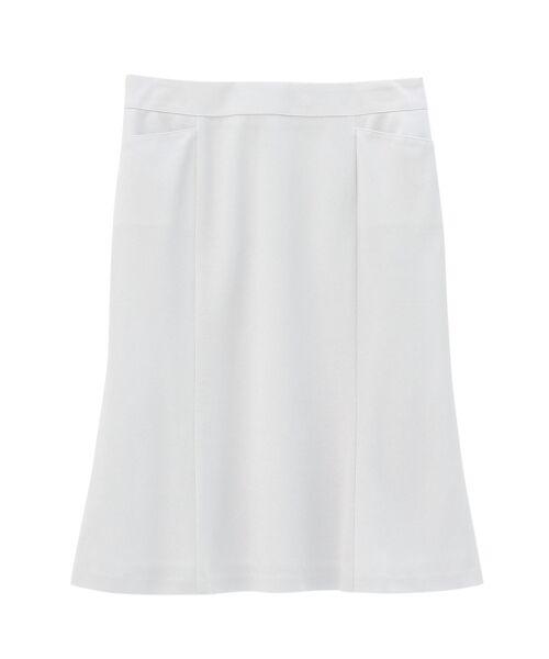 [L]カノコ切り替えスカート【送料無料】