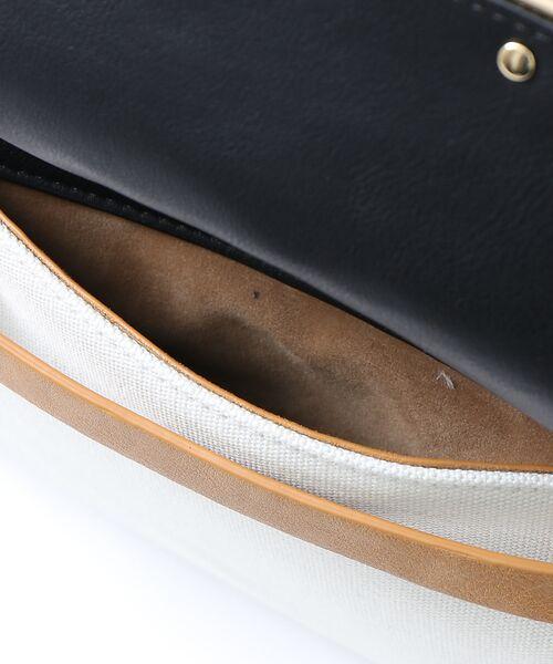 interstaple / インターステイプル トートバッグ | 結び目フラップミニ  | 詳細24