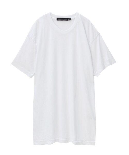 <タカシマヤ>送料無料!【メンズ】JET John Eshaya ムラ染めTシャツ
