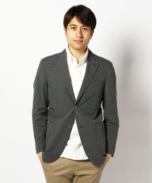 【セットアップ】ダクロンシャンブレー ジャケット【送料無料】