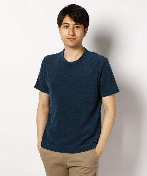 メランジパイル Tシャツ【送料無料】