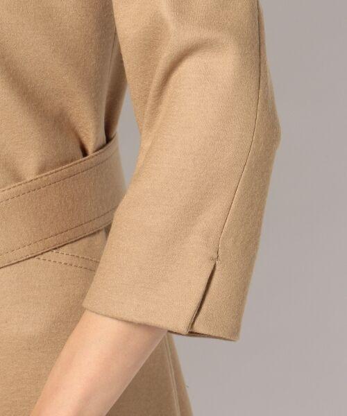 J.PRESS / ジェイプレス ドレス | 1/60ウール圧縮スムース ワンピース | 詳細13