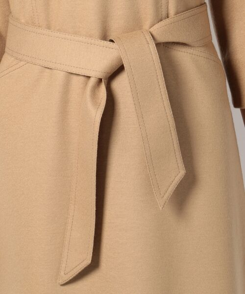 J.PRESS / ジェイプレス ドレス | 1/60ウール圧縮スムース ワンピース | 詳細15