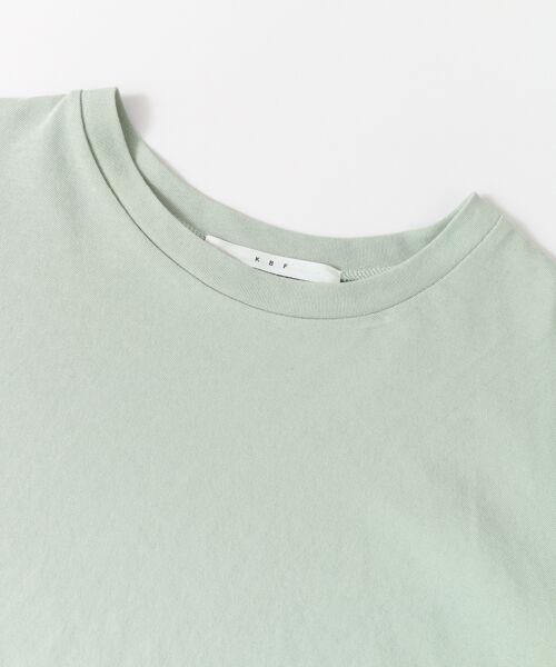 KBF / ケービーエフ Tシャツ | ティアードスリーブTシャツ | 詳細18