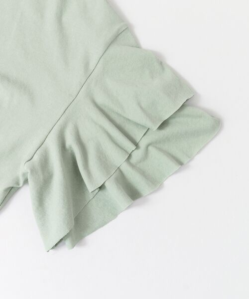 KBF / ケービーエフ Tシャツ | ティアードスリーブTシャツ | 詳細19