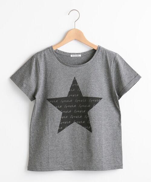 エトワールプリントTシャツ【送料無料】