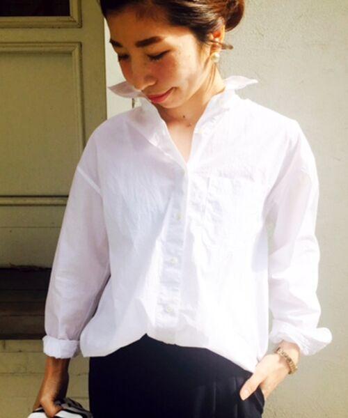 タイプライター2wayビッグシャツ【送料無料】