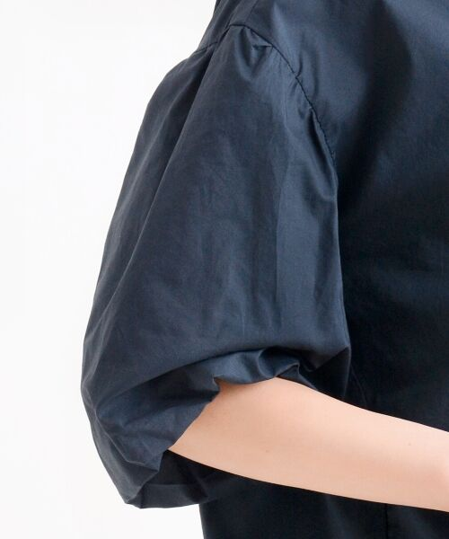 le.coeur blanc / ルクールブラン シャツ・ブラウス   ボリュームスリーブスキッパーシャツ   詳細5