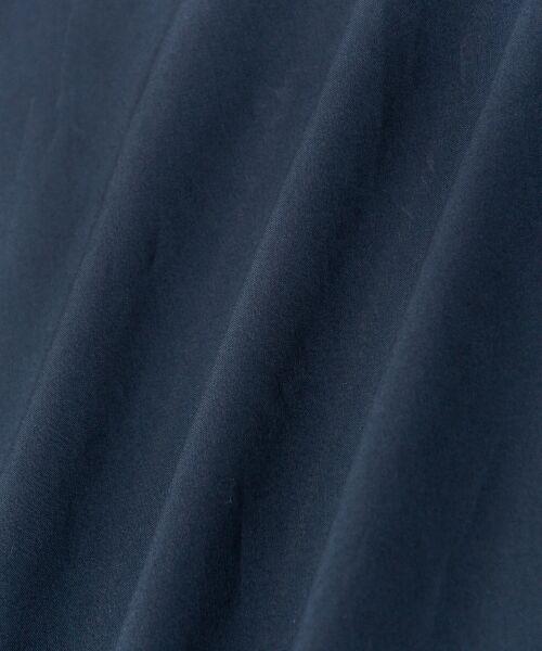 le.coeur blanc / ルクールブラン シャツ・ブラウス   ボリュームスリーブスキッパーシャツ   詳細7