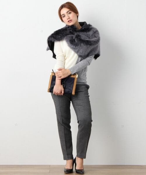 TweedStick パンツ【送料無料】
