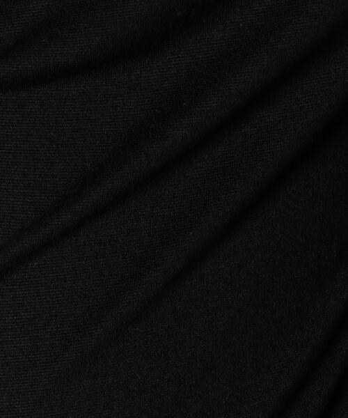 L size ONWARD(大きいサイズ) / エルサイズオンワード その他パンツ | 【44・46・48サイズ有り】スキニージャージー パンツ | 詳細7