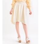 MAJESTIC LEGON / マジェスティックレゴン ミニ・ひざ丈スカート   ヘムラインスカート