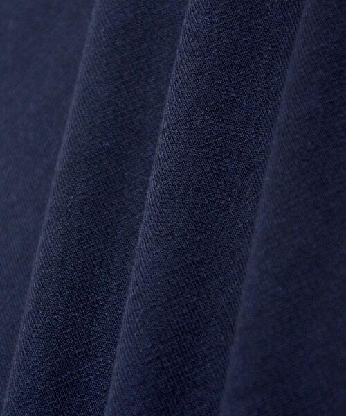 MAJESTIC LEGON / マジェスティックレゴン カットソー | ☆袖異素材リボン付プルオーバー | 詳細26