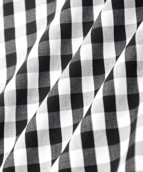 MAJESTIC LEGON / マジェスティックレゴン シャツ・ブラウス | シャツ衿オフショルブラウス | 詳細18