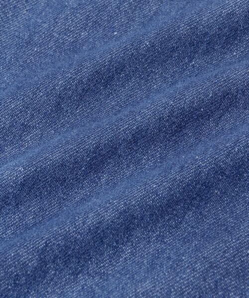 MAJESTIC LEGON / マジェスティックレゴン ミニ・ひざ丈スカート | サイド編み上げAラインスカート | 詳細13