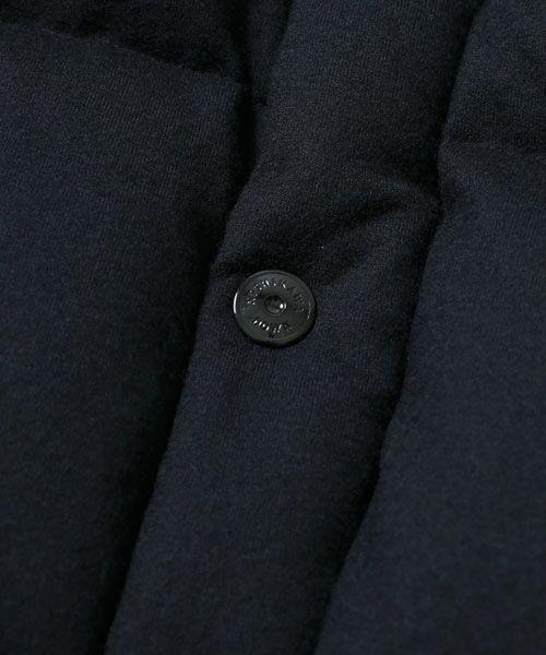 nano universe / ナノ ユニバース ダウンジャケット・ベスト | 西川ダウンG2ウールジャケット | 詳細9