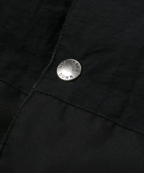 nano universe / ナノ ユニバース ダウンジャケット・ベスト | 西川ダウンリバーシベスト | 詳細17