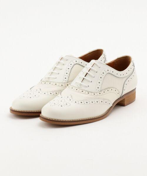 【Oggi6月号掲載】ウィングチップShoes