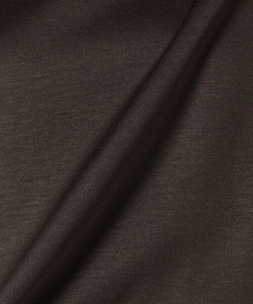 23区 / ニジュウサンク ミニ丈・ひざ丈ワンピース   【洗える!】ドレープドライジャージー ワンピース   詳細8