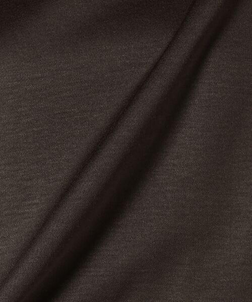 23区 / ニジュウサンク ミニ丈・ひざ丈ワンピース   【洗える!】ドレープドライジャージー ワンピース   詳細18