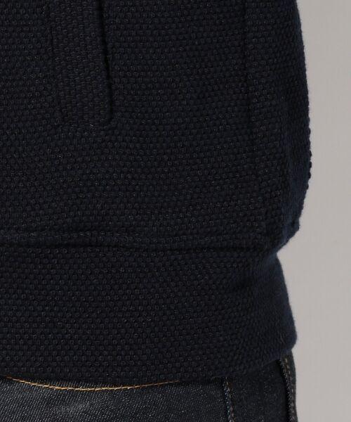 23区HOMME / ニジュウサンク オム カーディガン・ボレロ | メランジワッフル カーディガン | 詳細6