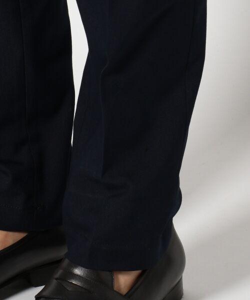 23区HOMME / ニジュウサンク オム スラックス・ドレスパンツ | シャンブレーオックス パンツ | 詳細6