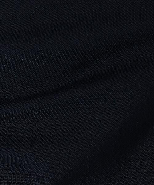 23区HOMME / ニジュウサンク オム スラックス・ドレスパンツ | シャンブレーオックス パンツ | 詳細7