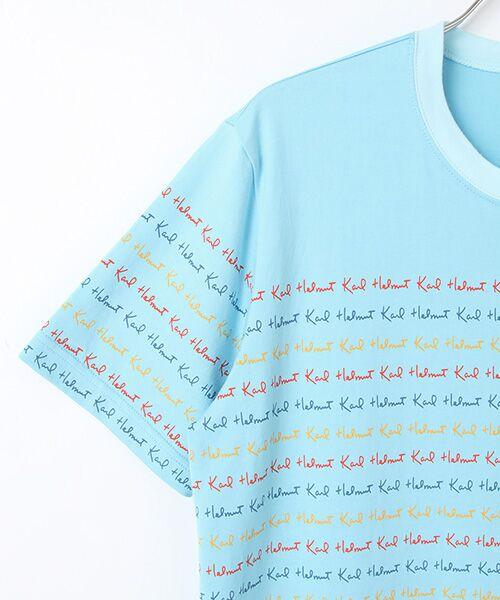 PINK HOUSE / ピンクハウス Tシャツ | キャンディーロゴプリントTシャツ | 詳細4