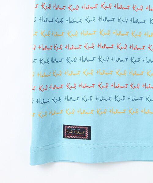 PINK HOUSE / ピンクハウス Tシャツ | キャンディーロゴプリントTシャツ | 詳細5