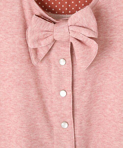 PINK HOUSE / ピンクハウス ロング・マキシ丈ワンピース   ドット使いカットソージャンパースカート   詳細2
