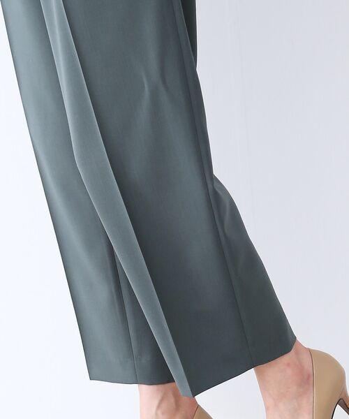 qualite / カリテ パンツ   【名品】ワイドイージーパンツ【GOOD LUCK PANTS】   詳細9