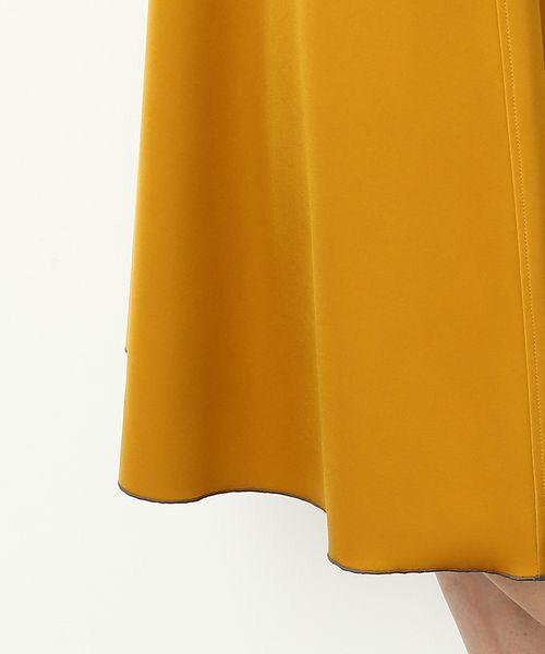ROPE' / ロペ ミニ・ひざ丈スカート | 【InRed 10月号掲載】【Oggi10月号掲載】リバーシブルフレアースカート | 詳細7