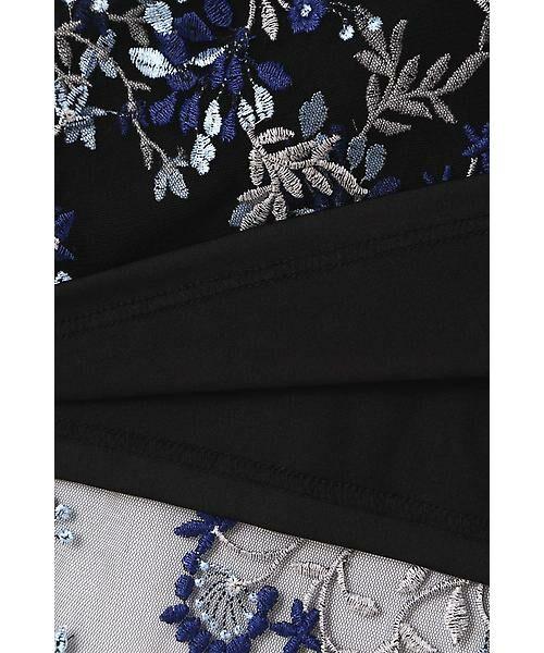 ROSE BUD / ローズ バッド ワンピース | フラワー刺繍ワンピース | 詳細2