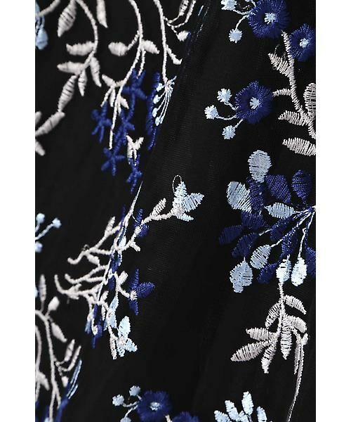 ROSE BUD / ローズ バッド ワンピース | フラワー刺繍ワンピース | 詳細3