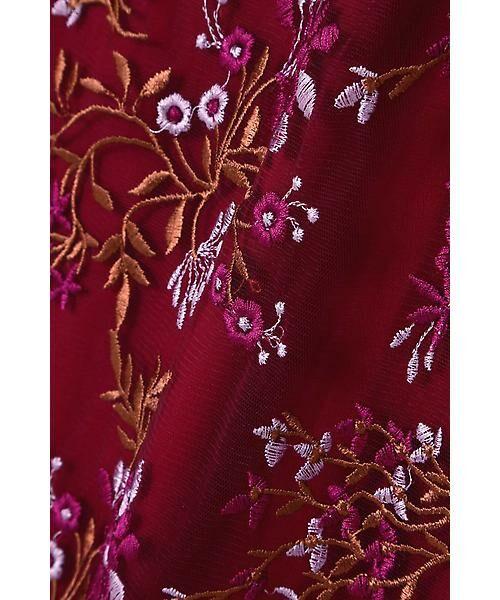 ROSE BUD / ローズ バッド ワンピース | フラワー刺繍ワンピース | 詳細13