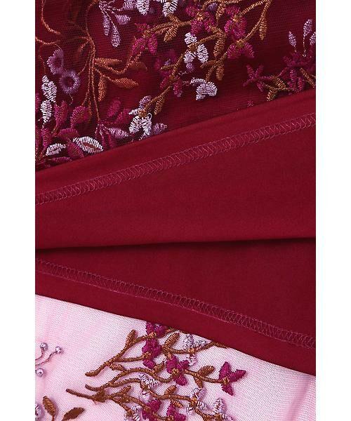 ROSE BUD / ローズ バッド ワンピース | フラワー刺繍ワンピース | 詳細12