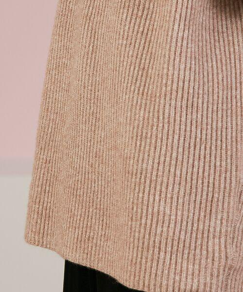 Rouge vif la cle / ルージュ・ヴィフ ラクレ ニット・セーター | ハイネックロングニット【予約】 | 詳細6