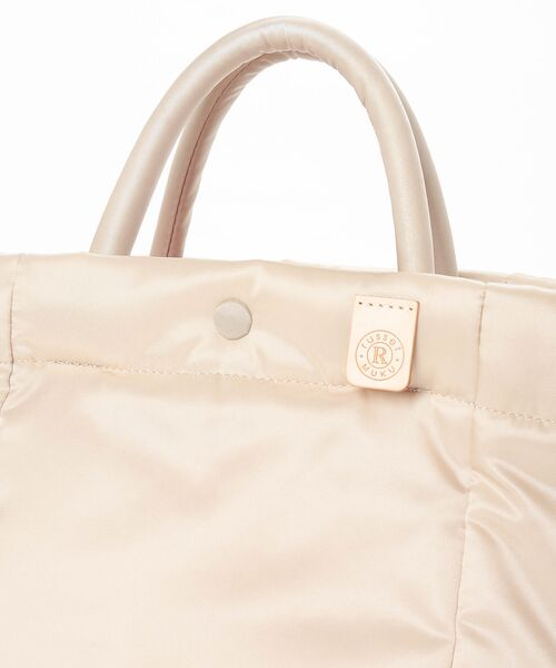 russet / ラシット トートバッグ | THREE STYLE TOTE(THE CLOUDS) | 詳細13