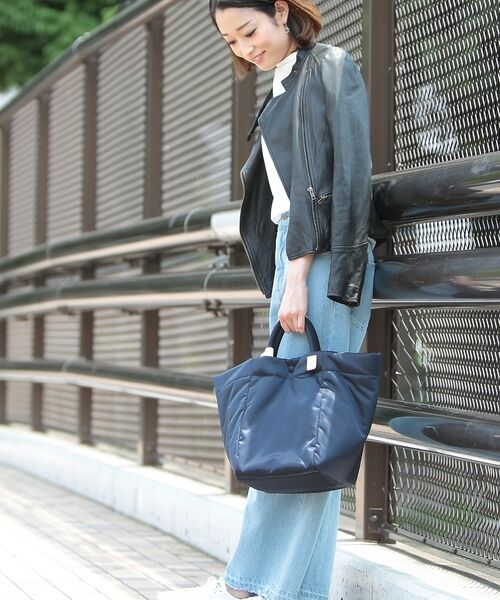 russet / ラシット トートバッグ | THREE STYLE TOTE(THE CLOUDS) | 詳細25