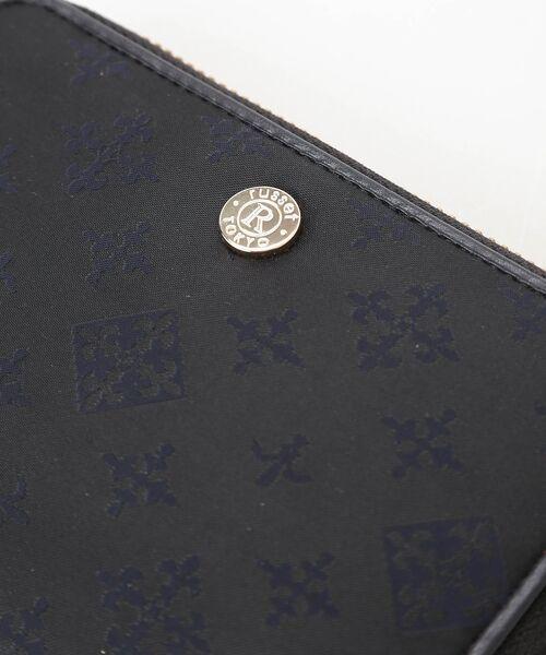 russet / ラシット 財布・コインケース・マネークリップ | ファスナー式折り財布(soeru) | 詳細6
