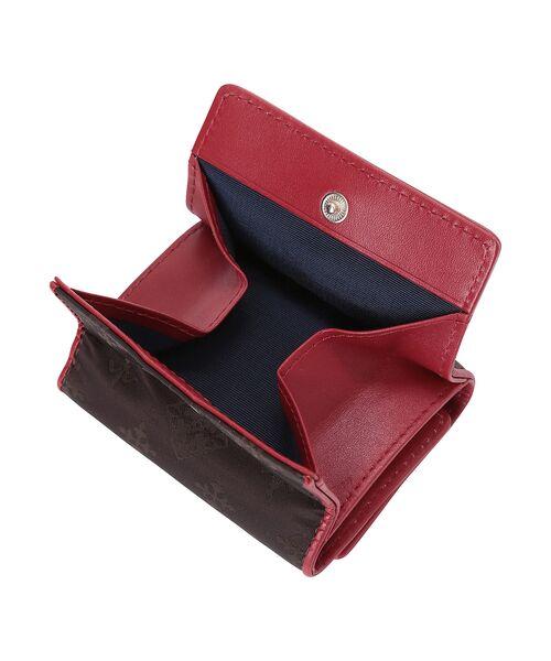 russet / ラシット 財布・コインケース・マネークリップ | 三つ折り財布(soeru) | 詳細2