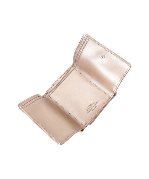 russet / ラシット 財布・コインケース・マネークリップ | 三つ折り財布(soeru) | 詳細8