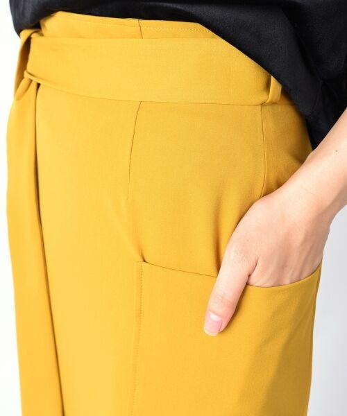 SHIPS for women / シップスウィメン ミニ・ひざ丈スカート   ポケットタイトスカート◆   詳細4
