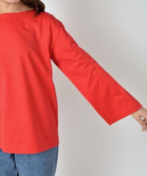 SHIPS for women / シップスウィメン Tシャツ | Prefer SHIPS:ボタンショルダープルオーバー◇ | 詳細7