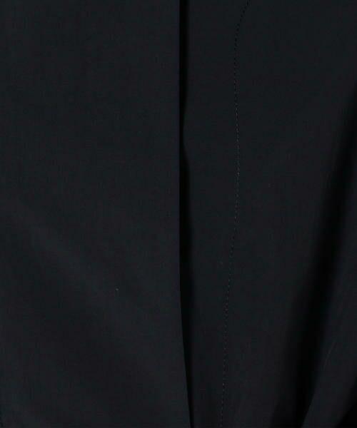 SHIPS for women / シップスウィメン ノーカラージャケット   PrimaryNavyLabel:ノーカラーライナーコート   詳細12