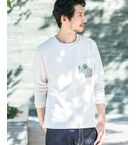 MAGIC NUMBER×Sonny Label POCKETプリントLONG-SLEEVE