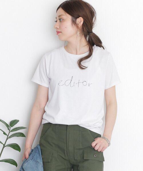 editor Tシャツ【送料無料】