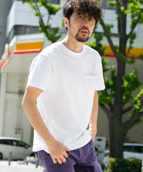 Sonny Label / サニーレーベル Tシャツ | JEMORGAN×SonnyLabel 度詰め天竺ビッグTシャツ | 詳細16